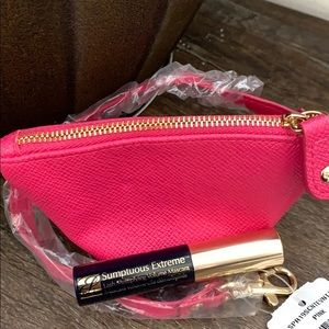 Estée Lauder Mascara & mini purse/wristlet 🌺🆕🌺